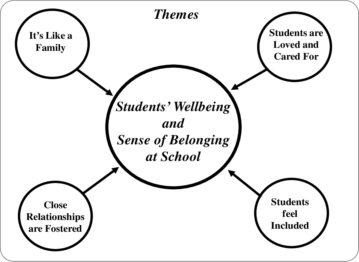 Figure 1 from Students' wellbeing and sense of belonging