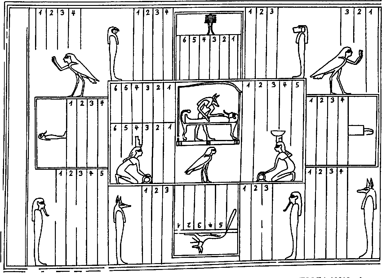 Egyptian Concepts on the Orientation of the Human Body