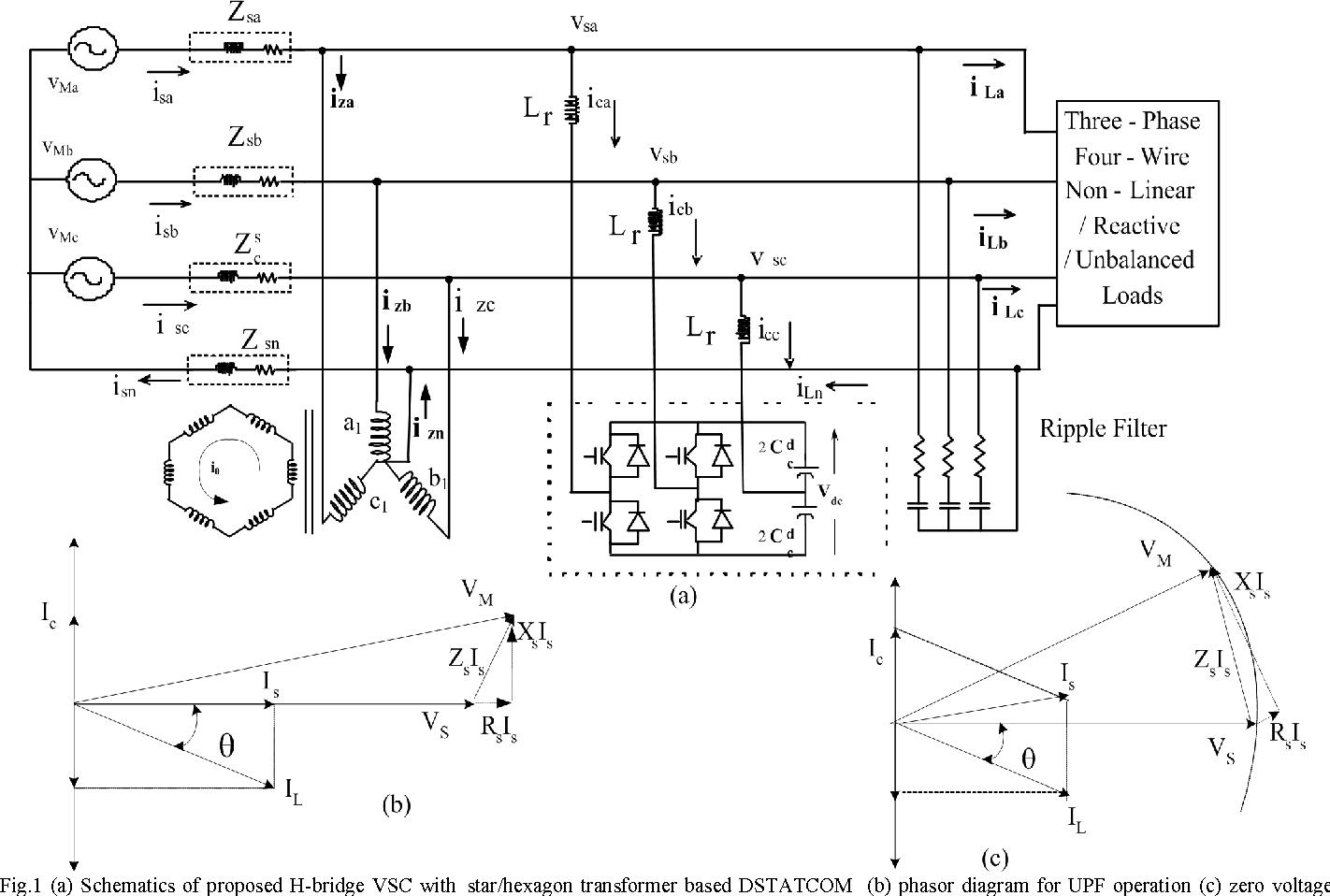 Transformer Wire Diagram H