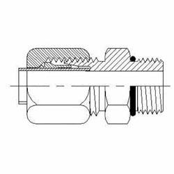 Hydraulic Fittings BT-MORB C6400-O Series