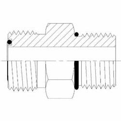 Hydraulic Fittings MFS-MORB Straight