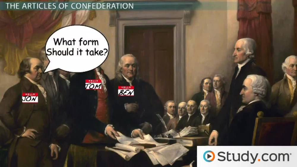 medium resolution of 8th grade History: The Articles of Confederation and the Northwest  Ordinance Video   Gorzycki Middle School
