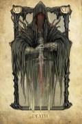 lotr tarot death