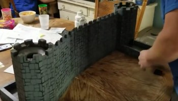 Clip on dice towers are a perfect way to organise your DMing