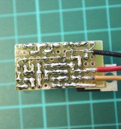 arduino pwm solar charge controller circuit 3 bottom view [ 1024 x 768 Pixel ]
