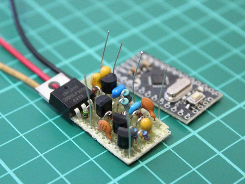 medium resolution of arduino pwm solar charge controller circuit