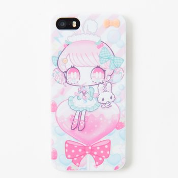 Cute Wallpapers With 0424 On It Ribbon Iphone 5 5s Case