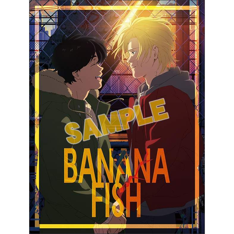 banana fish ash eiji