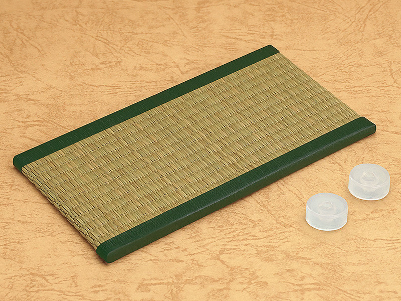 kitchen mat sets small remodel pictures nendoroid more tatami mats (green) | tokyo otaku mode shop