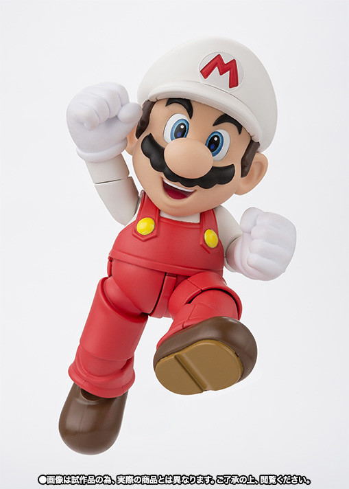 new kitchen gadgets handles and pulls s.h.figuarts fire mario | super tokyo otaku mode shop