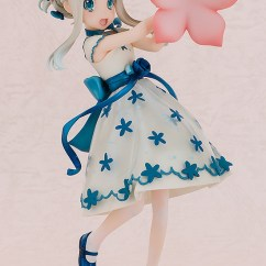 Cute Kitchen Gadgets Bronze Pull Down Faucet Anohana The Movie Dress-up Chibi Menma 1/8 Scale Figure ...