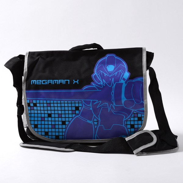 20+ Megaman Messenger Bag Pictures and Ideas on Meta Networks 19ebce5ac673e