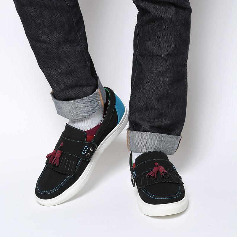 Marqui EVA Toy Slip-On Shoes (Black) - otakumode.com