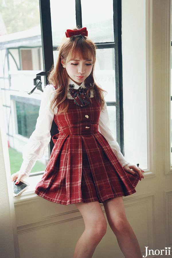Bobon21 Classic Pinafore Dress  Tokyo Otaku Mode Shop