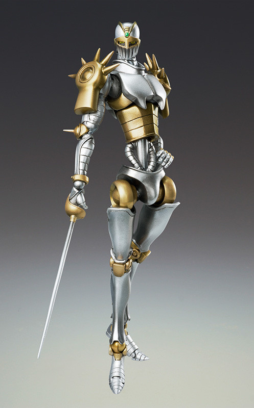 Super Action Statue Silver Chariot Second (Hirohiko Araki Color Variant): TOM Anime Figures & Merch Shop