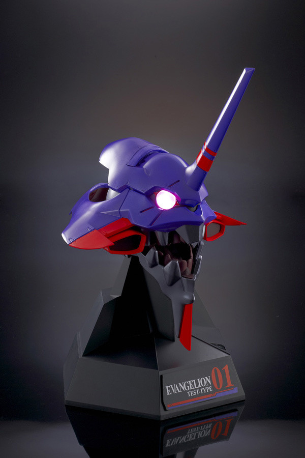 Head Collection  Evangelion Unit01 Awakened Ver