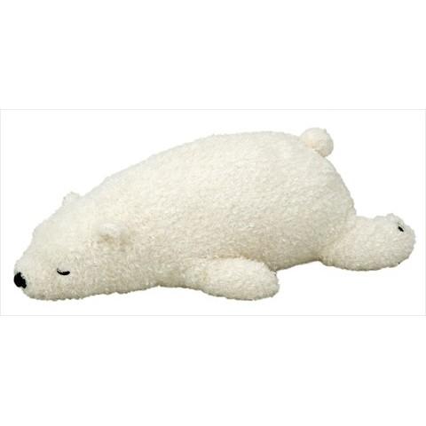 【ねむねむ】抱き枕(Mサイズ・ホワイト)