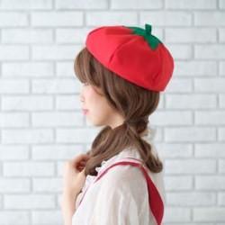 【蕪式会社】野菜帽子 トマト(大人用)