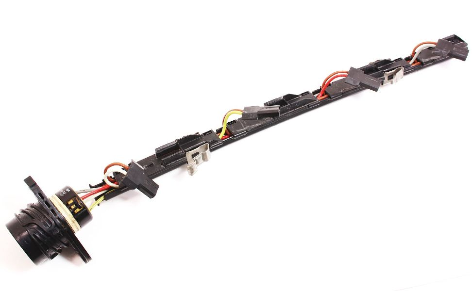 2004 audi a4 fuel injector wiring harness