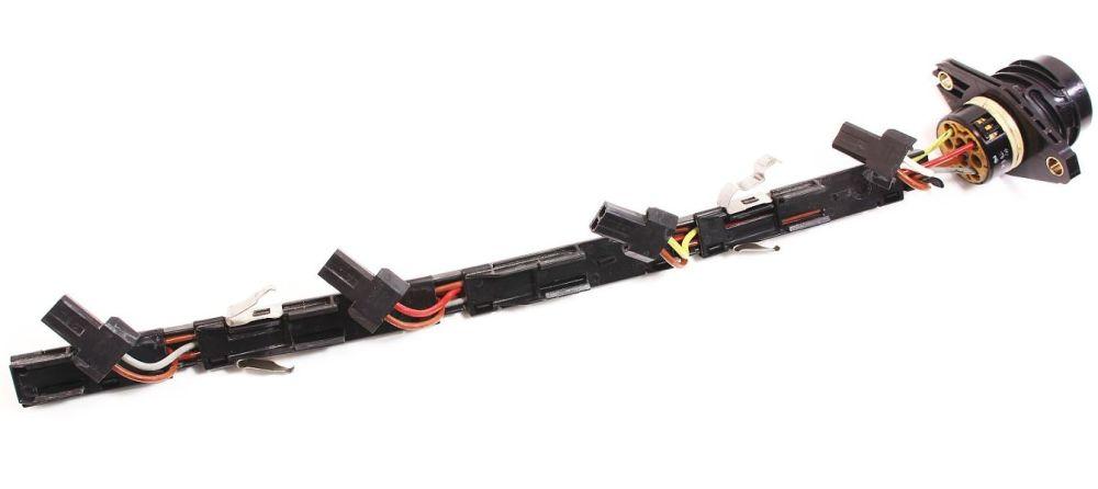 medium resolution of fuel injector wiring harness 04 05 vw passat 2 0 tdi bhw genuine