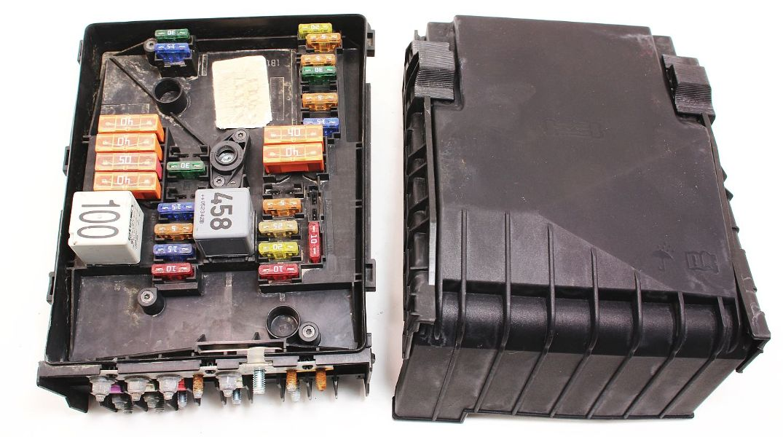Volkswagen Rabbit Gti Fuse Box Diagram Fuse Description 1 Radiator