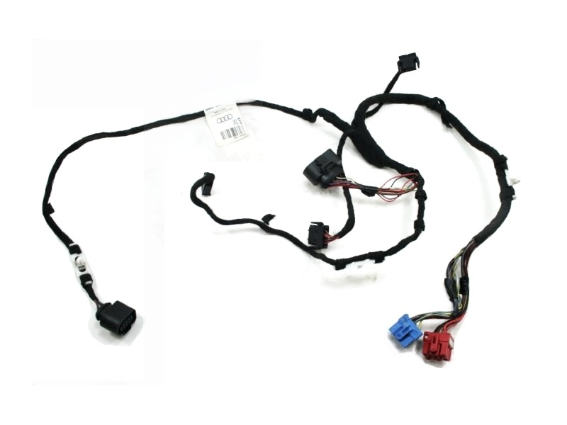 Rear Door Panel Wiring Harness LH RH 98-04 Audi A6 C5