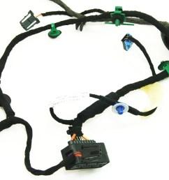 rh rear door wiring harness 05 10 vw jetta mk5 1k5 971 694 d [ 1200 x 775 Pixel ]
