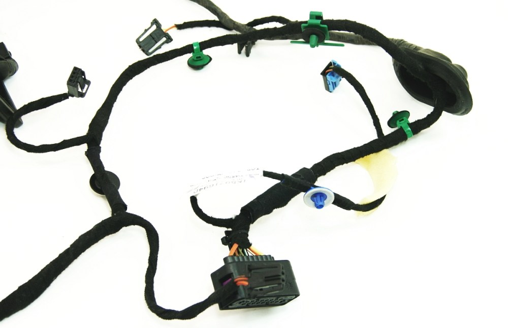 medium resolution of rh rear door wiring harness 05 10 vw jetta mk5 1k5 971 694 drh rear door