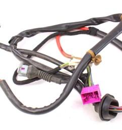 cowl wiper motor power wiring harness 96 01 audi a4 b5 1 8t 8d1 [ 1200 x 744 Pixel ]