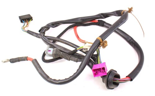 small resolution of  cowl wiper motor power wiring harness 96 01 audi a4 b5 1 8t 8d1