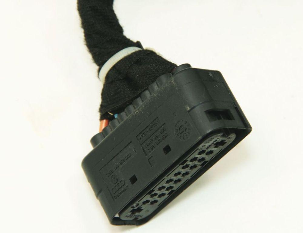 medium resolution of  lh rear door wiring harness 99 05 vw jetta golf mk4 1j4 971 161