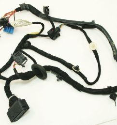 lh rear door wiring harness 99 05 vw jetta golf mk4 1j4 971 161 [ 1011 x 800 Pixel ]