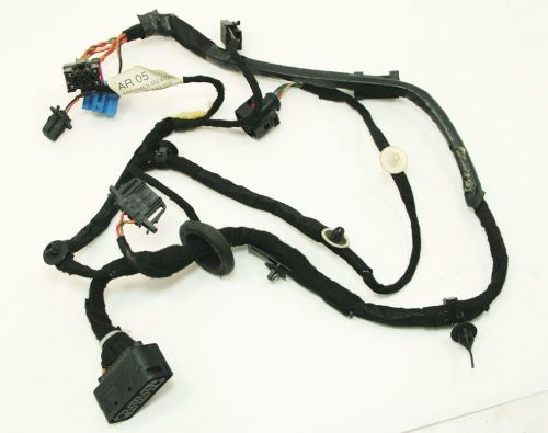 small resolution of lh rear door wiring harness 99 05 vw jetta golf mk4 1j4 971 161