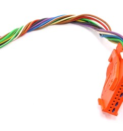 airbag module computer wiring harness plug pigtail 96 98 audi a4 b5 genuine carparts4sale inc  [ 1151 x 800 Pixel ]