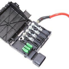 04 Jetta Fuse Box Diagram 3 Phase Wiring Diagrams Motors Battery Distribution Vw Golf Gti Beetle Mk4