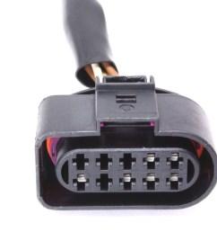 headlight head lamp wiring pigtail plug 01 05 vw passat connector rh carparts4sale com vw beetle wiring connectors 65 vw wiring diagram [ 1058 x 800 Pixel ]
