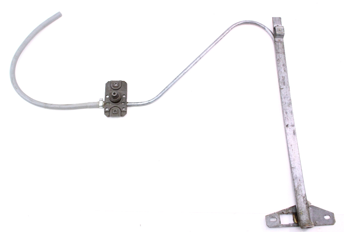 RH Front Manual Window Regulator 80-91 Vanagon T3 Syncro