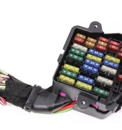 dash fuse box panel wiring harness pigtail 02 04 audi a6 3 0 genuine carparts4sale inc  [ 1200 x 745 Pixel ]