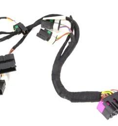 lh front power sport seat base wiring harness audi s4 00 02 b5 genuine [ 1110 x 800 Pixel ]