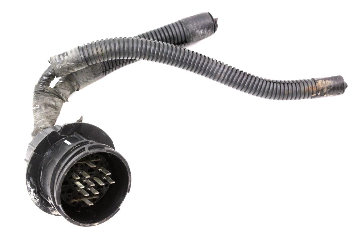 hight resolution of headlight wiring harness round plug pigtail 93 99 vw jetta golf cabrio mk3