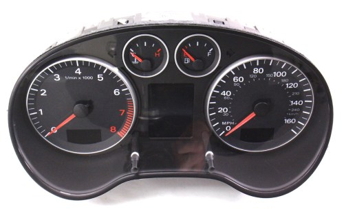 small resolution of instrument gauge cluster 06 08 audi a3 parts only as is 8p0