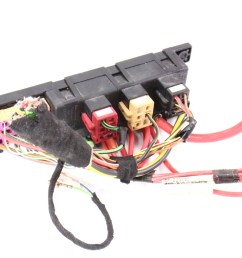 dash relay block panel box wiring pigtail 98 04 audi a6 c5 8l0 [ 1200 x 786 Pixel ]