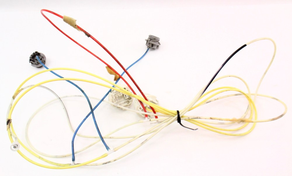 medium resolution of interior central locks vacuum line hoses tubes 93 99 vw jetta golf mk3 genuine carparts4sale inc