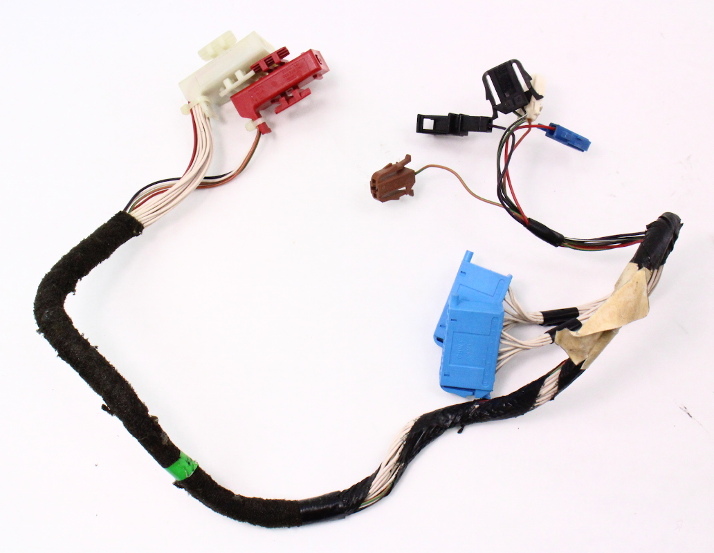 hight resolution of gauge instrument cluster wiring harness vw jetta golf gti mk3 cabrio 1hm 064 ac