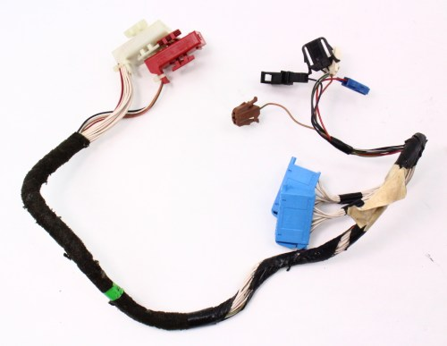 small resolution of gauge instrument cluster wiring harness vw jetta golf gti mk3 cabrio 1hm 064 ac
