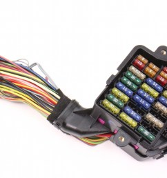 dash fuse box panel wiring harness pigtail 02 04 audi a6 s6 4 2 [ 1200 x 695 Pixel ]