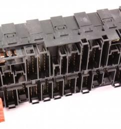 relay board fuse box panel block ce2 vw jetta golf mk3 passat b4 [ 1199 x 800 Pixel ]