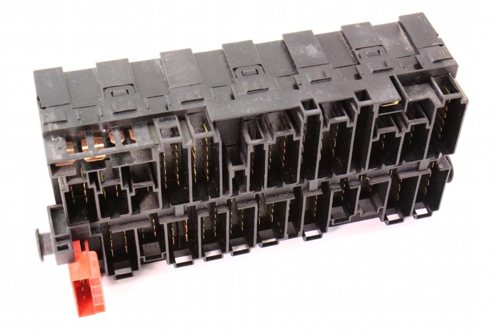 medium resolution of relay board fuse box panel block ce2 vw jetta golf mk3 passat b4