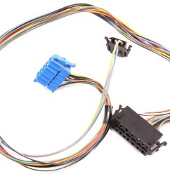 headlight switch wiring harness vw jetta golf gti cabrio mk3 genuine carparts4sale inc  [ 1067 x 800 Pixel ]