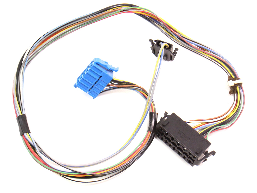 hight resolution of headlight switch wiring harness vw jetta golf gti cabrio mk3 genuine carparts4sale inc
